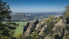 "national park ""Saxon Switzerland"""