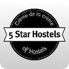5 star hostels