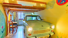 Trabbi double room