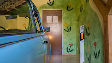 GDR car room | double room